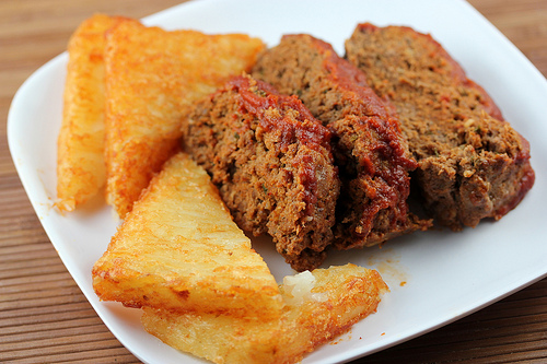 chili meatloaf recipe