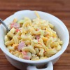 macaroni ham and cheese casserole recipe post
