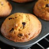 simple chocolate chip muffins recipe