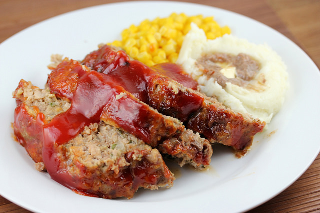 glazed meatloaf recipe