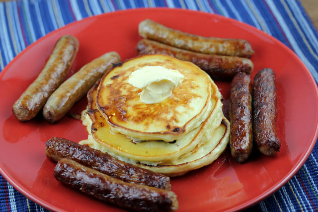 norwegian pancakes recipe