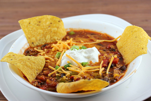 quick turkey chili recipe