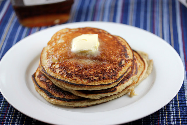 apple sauce pancakes recipe