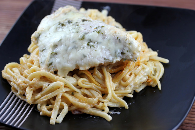 four cheese alfredo recipe