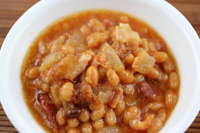 southern baked beans recipe
