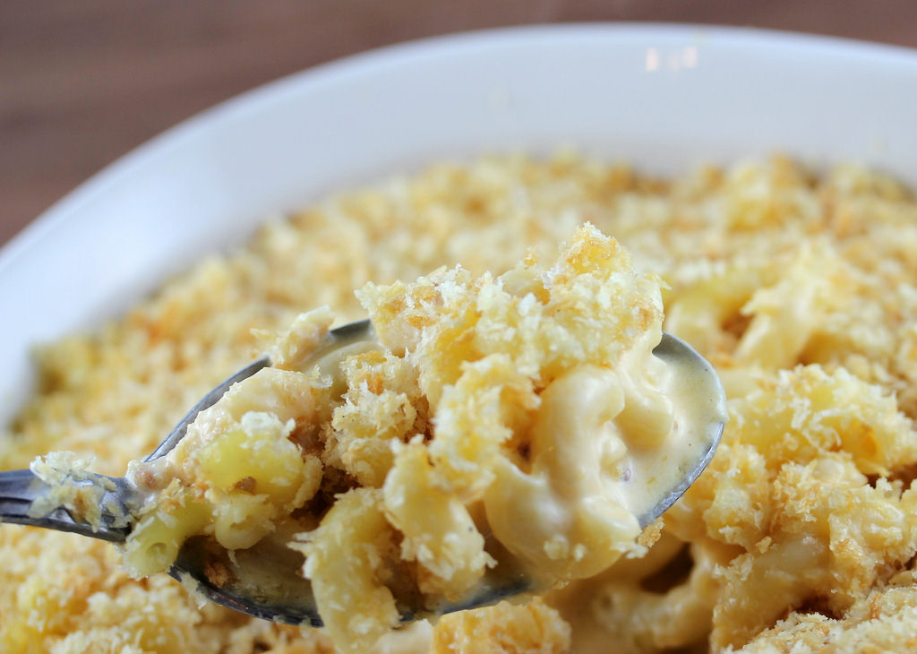low fat baked macaroni and xheese recipe