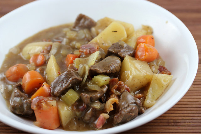 venieon stew recipe