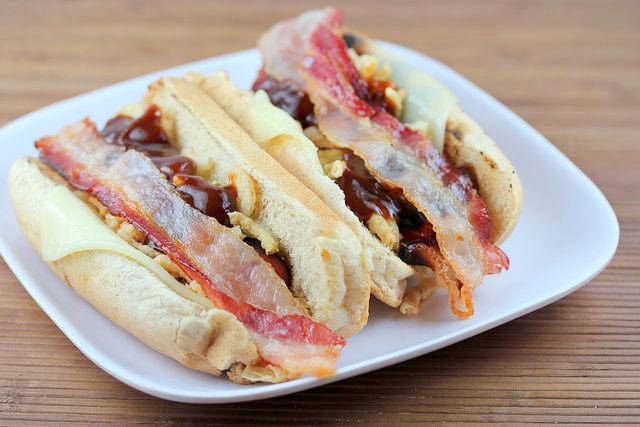 western hot dogs recipe