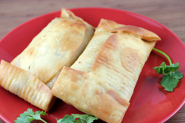 simpler deep fried chicken chimichangas recipe cully s kitchen