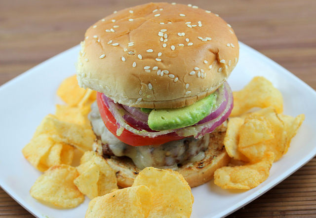 california burgers recipe