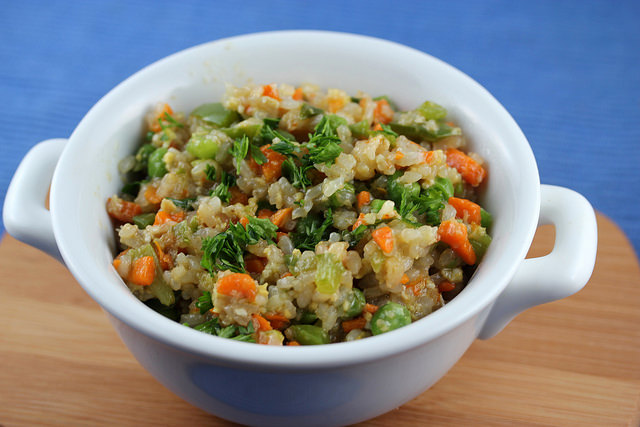chinese fried rice recipe picture