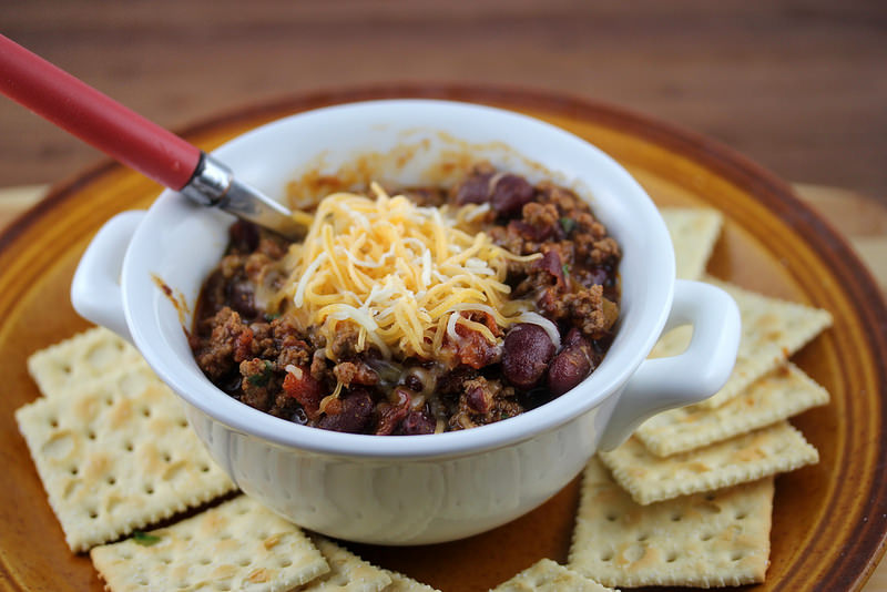 beef and bean chili recipe2