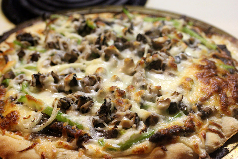 Philly Cheesesteaak Pizza Recipe