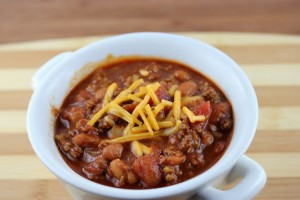 Chili con Carne for 2