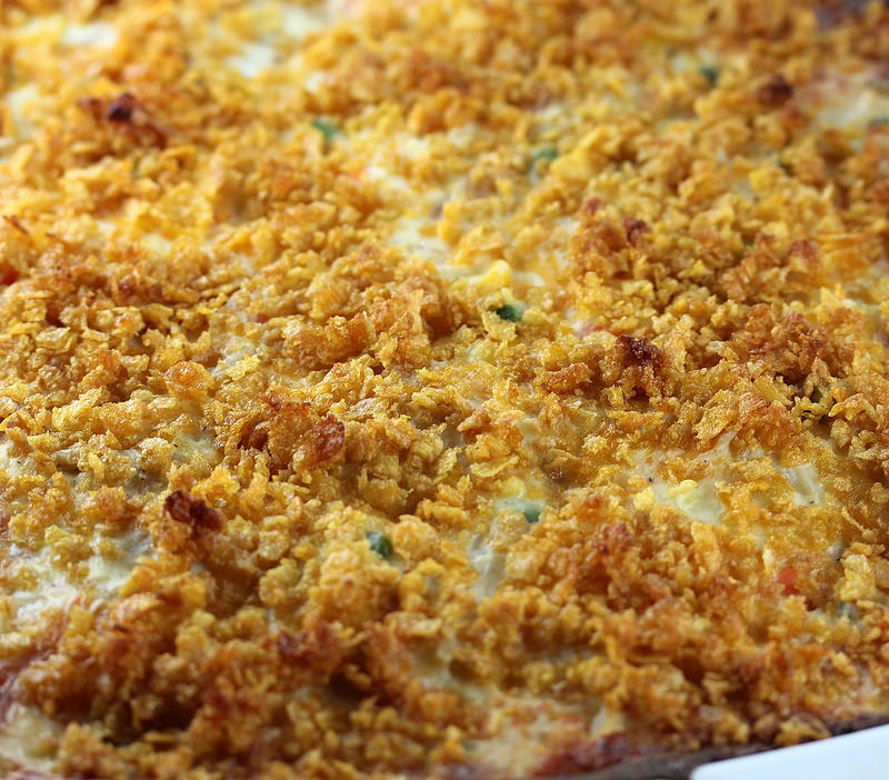hash brown chicken casserole 2