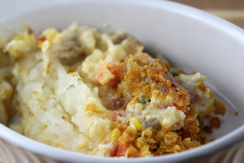hash brown chicken casserole recipe