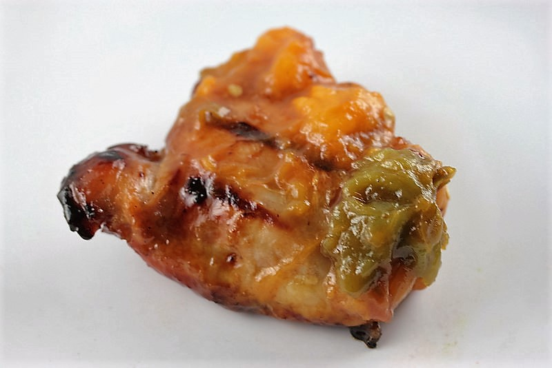 Peach-Glazed Grilled Chicken recipe 2