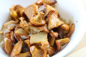 chanterelle mushrooms recipe