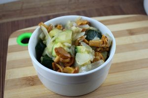 Sauteed Chanterelle Mushrooms and Zucchini Recipe 2