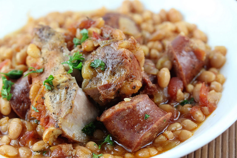 pork-and-beans-and-sausage-picture-2