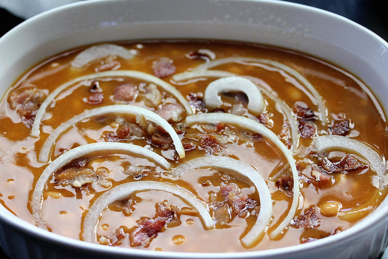 unbaked-maple-and-baked-beans