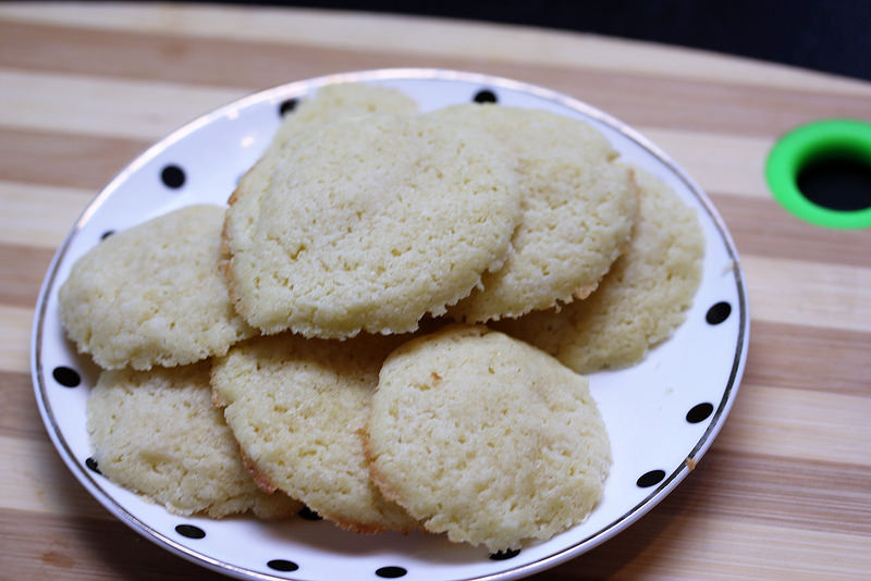 butter cookie recipe picture