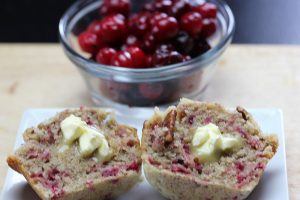 Cranberry Pecan Muffins for Two pictur 2
