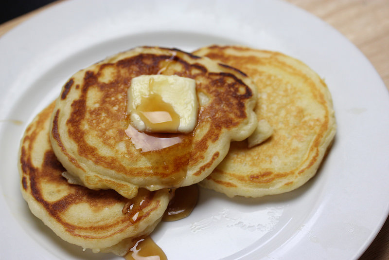 buttermilk pancakes for two recipe picture