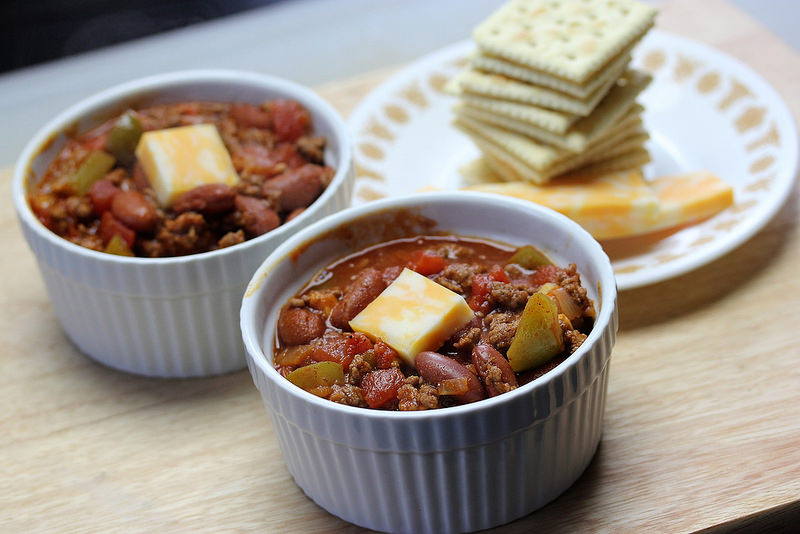 classic chili for 2 recipe picture 2
