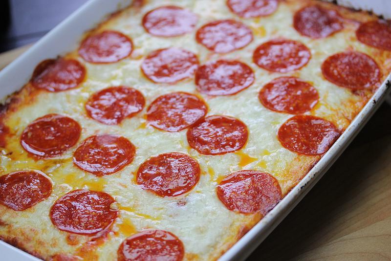 pizza casserole picture 2