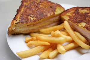Monte Cristo Sandwiches recipe picture