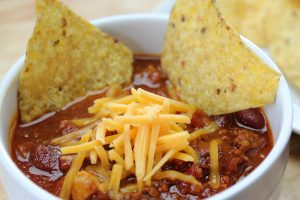 Slow Cooker Chili for Two recipe picture