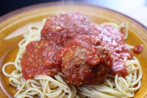Slow Cooker Meatballs and Marinara recipe picture