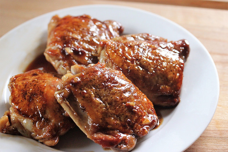 Teriyaki Chicken for Two picture 2