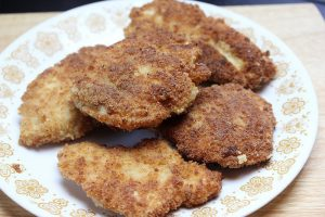 chicken cutlets recipe picture