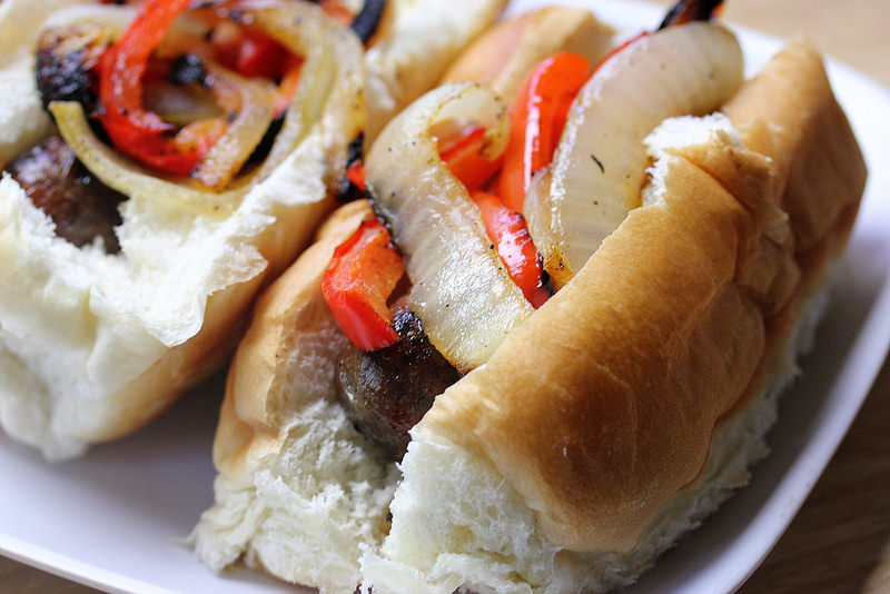 Italian sausage recipe picture