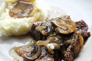 steak and potatoes recipe picture