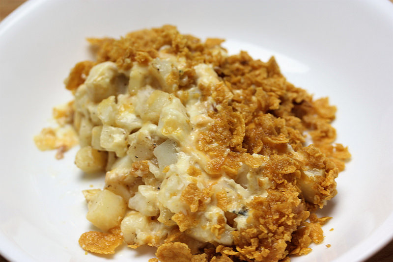 CRUNCHY POTATO CASSEROLE recipe picture