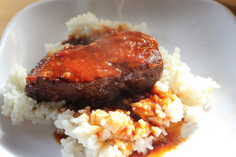 slow cooker ribs recipe picture