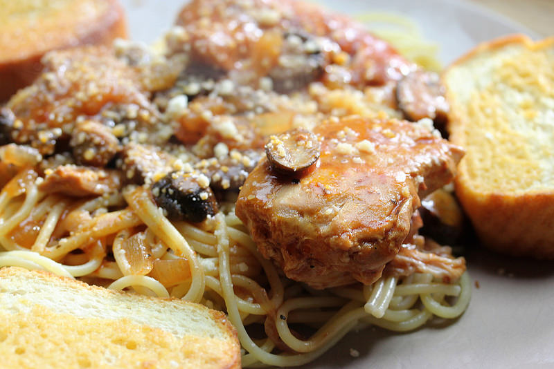 Slow Cooker Chicken with Merlot Recipe picture