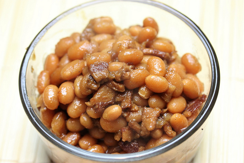 insant pot baked beans recipe picture 2