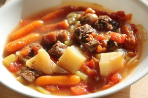 instant pot beef stew recipe picture
