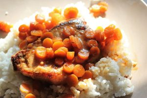 simple pork chops recipe picture