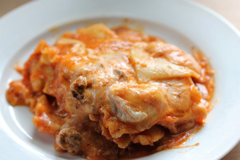 instant pot lasagna recipe picture