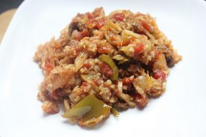 green pepper rice recipe picture 2