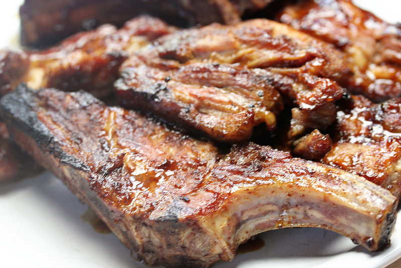 pork ribs picture 2