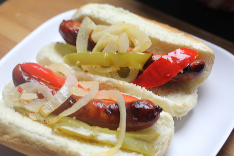 hot dog recipe picture